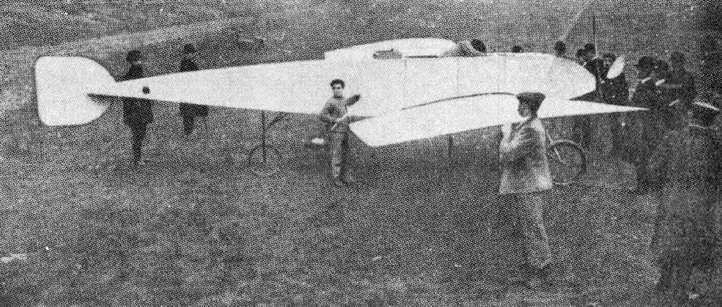 BLERIOT IV (1907-8).