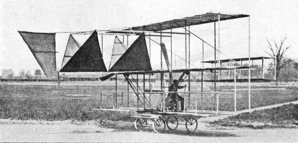 BOKOR (1909). The third American machine to leave the